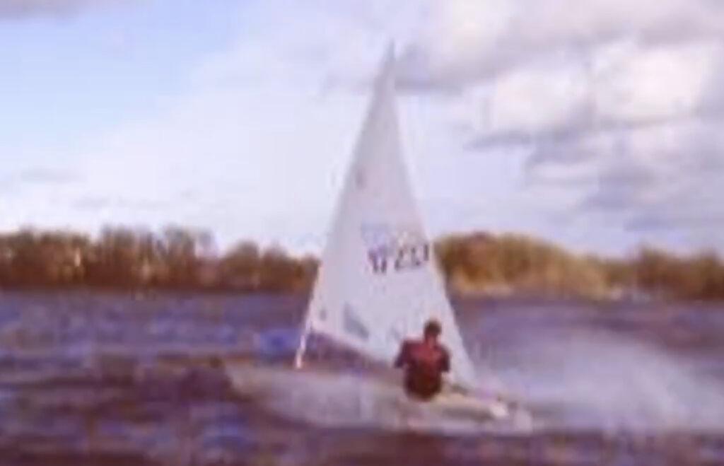 SASC – Vintage Footage of Tim Hand in a Laser