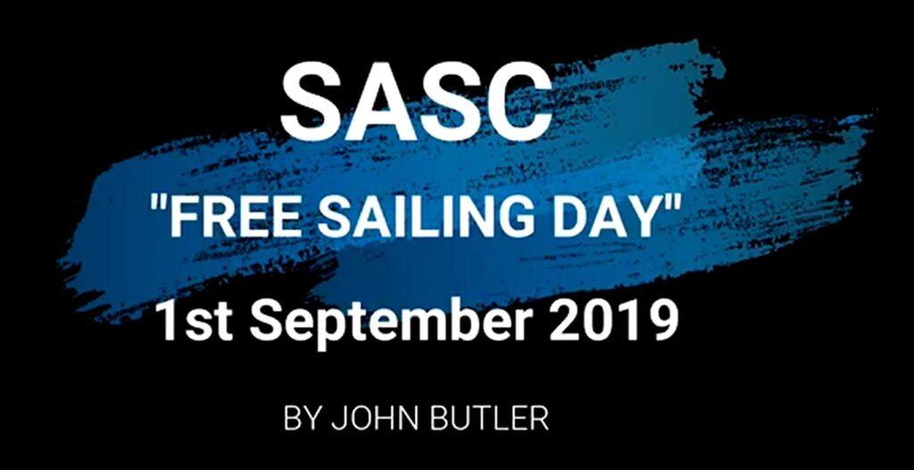 SASC Free Sailing Day September 2019
