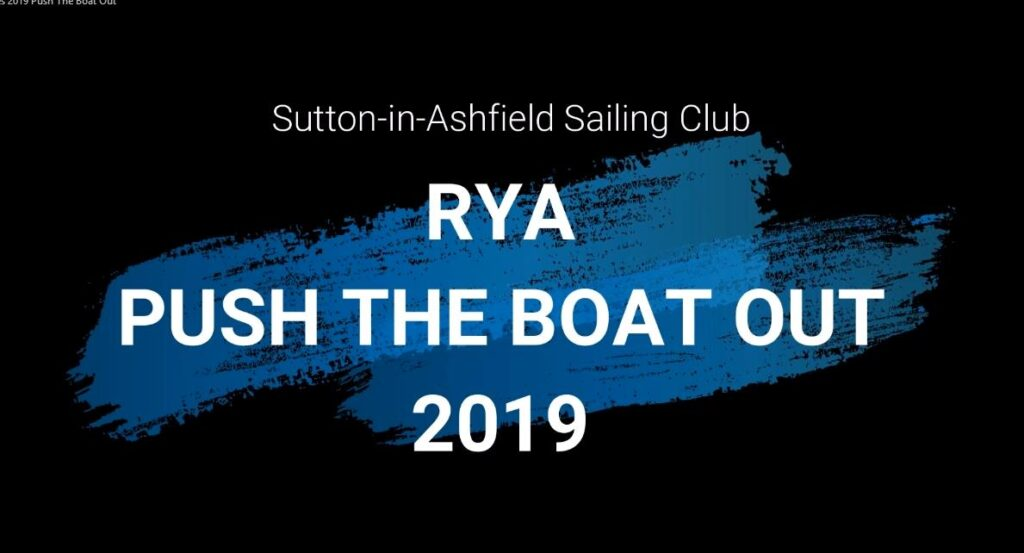SASC Push The Boat Out 2019